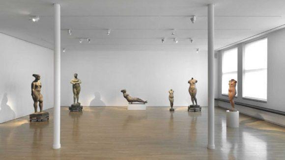Exhibitions at CIMA of New York  Marino Marini: ARCADIAN NUDES