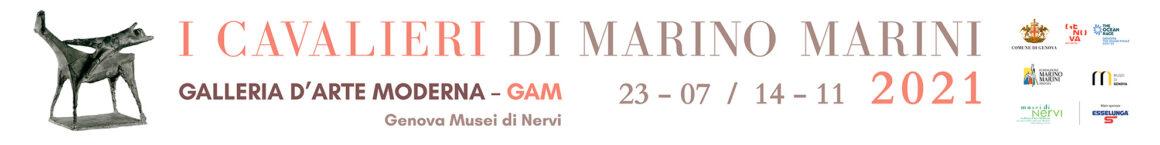Exhibition at GAM Genova: The Riders of Marino Marini